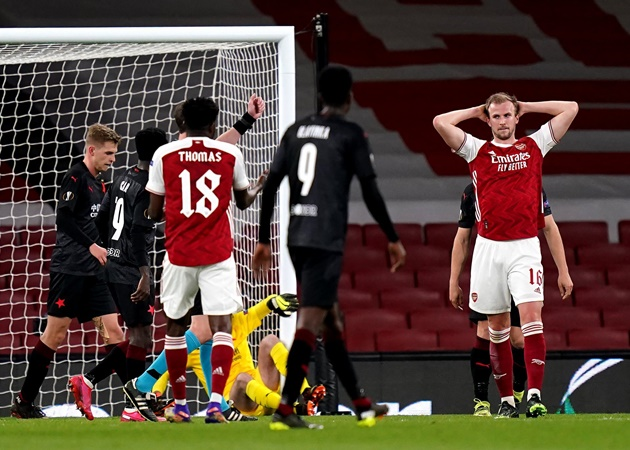 Ian Wright criticises Arsenal players and Mikel Arteta after Slavia Prague draw in Europa League Comment - Bóng Đá