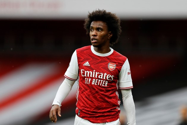 Arsenal attacker Willian: I don't have to prove people wrong! - Bóng Đá